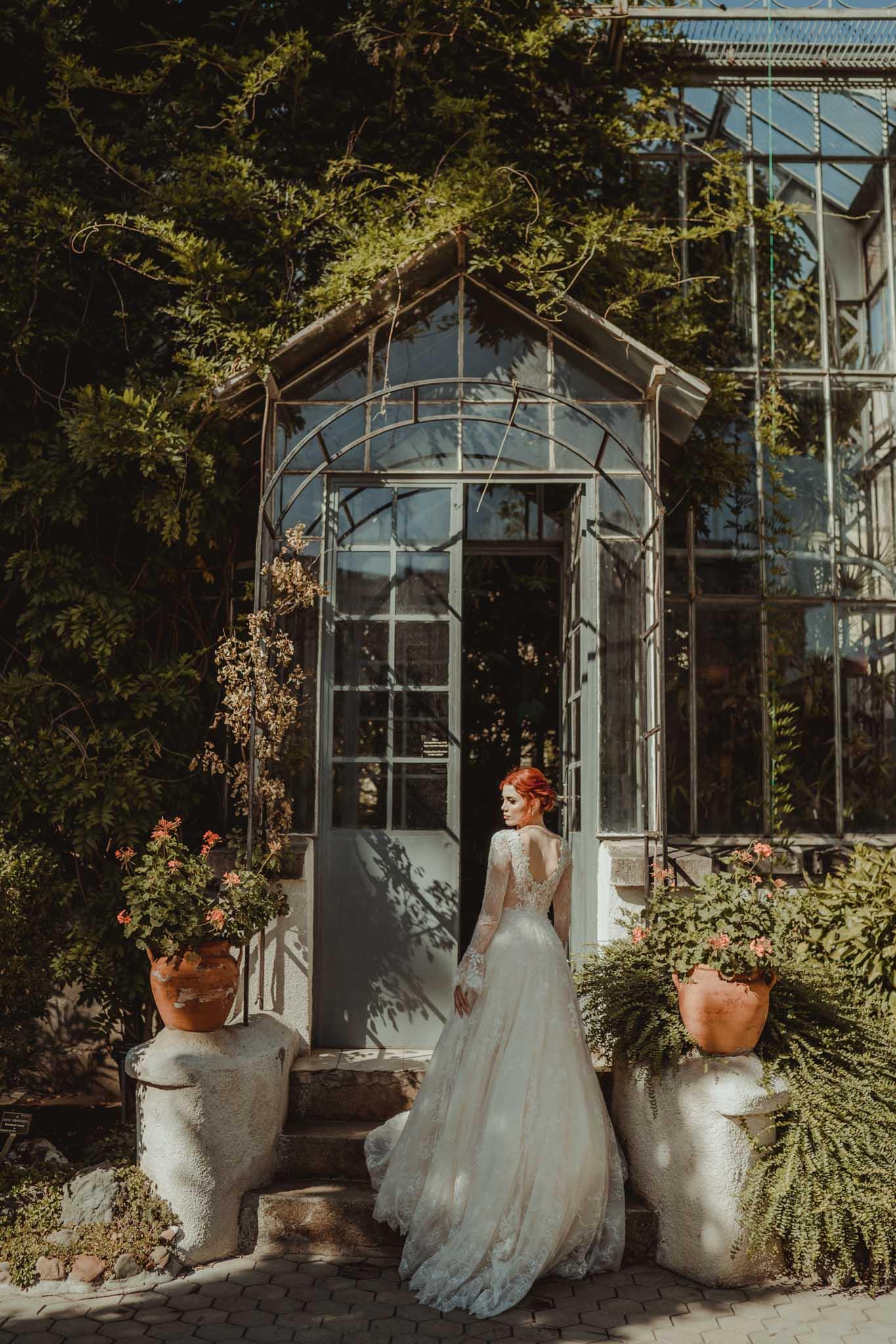 Георги Стратиев, сватбен фотограф, сватба в София, ботаническа градина